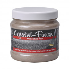 Декор Pufas Crystal-Finish, медный (0,75 л)